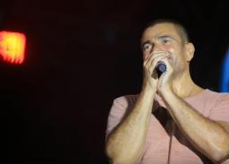 عمرو دياب في حفل الربيع في ACU