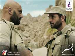 """أحمد صلاح حسني: """"الممر"""" سيبقى للأجيال القادمة ... وفخور به لآخر العمر"""