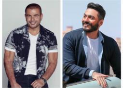 عمرو دياب vs تامر حسني منافسة إعلانية.. 3 اختلافات وتشابه وحيد
