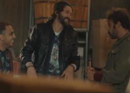 لقطة من الحلقة الثانية من مسلسل هوجان