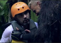 """بالفيديو- رامز جلال يسخر من وائل جسار بعد حلقته في """"رامز في الشلال"""""""