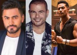 بالفيديو- عمرو دياب يتفوق على محمد رمضان وتامر حسني في إعلانات رمضان..هذا ما تحقق في 3 أيام