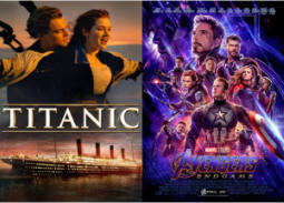 من الأعلى إيرادات Avengers: Endgame أم Titanic؟ الأرقام تحسم الصراع