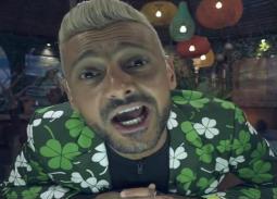 """بالفيديو- ظهور استثنائي من رامز جلال لفرجاني ساسي في فقرة من """"رامز في الشلال"""""""