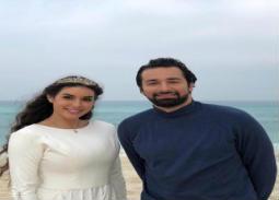 ياسمين صبري وأحمد حاتم