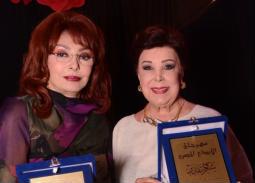 """شهدت الدورة الأولى من مهرجان """"الإبداع المصري"""" تكريم عدد من نجمات الفن والإعلام والموضة"""