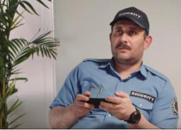 """معلومات عن """"فرد الأمن"""" في إعلان البنك الأهلي.. أحمد هزاع"""