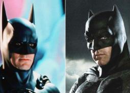 """من جورج كلوني إلى بن أفليك: لا تجسد دور """"باتمان"""""""