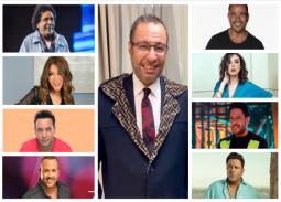 في عيد ميلاده الـ 52 محطات ونجوم في مشوار طارق مدكور