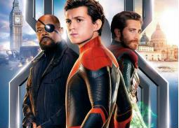 شاهد- الملصقات الدعائية لأبطال Spider-Man: Far From Home