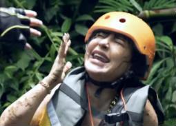 """6 ملاحظات لمشاهد غريبة حدثت في حلقة ماجي بو غصن بـ""""رامز في الشلال"""""""