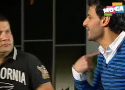 بالفيديو- شاهد رد فعل رامز جلال عندما وقع ضحية لهذه المقالب