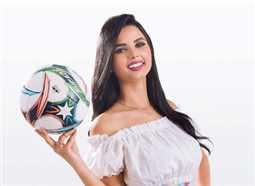 """فرح علي تقدم حلقة اليوم من """"7×7"""" على Time Sports"""
