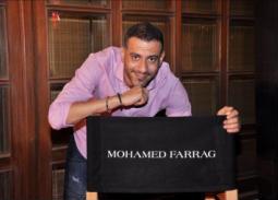 """بالفيديو- محمد فراج يكشف عن تعرضه للإصابة في """"قابيل""""... صراخه لم يكن تمثيلا"""