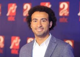 صورة- هكذا احتفل علي ربيع بعيد ميلاد أحمد مكي