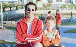 """صورة- أحدث ظهور لطفل """"زكي شان"""".. هكذا تغيرت ملامحه بعد مرور 14 عاما"""