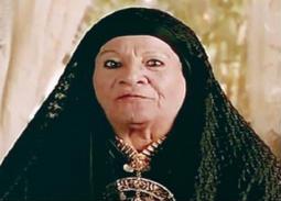 """صور- """"الكبيرة"""" ثريا إبراهيم... عشقت التمثيل وغاب النجوم عن عزائها ماعدا واحدة"""