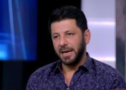 """بالفيديو- إياد نصار: الحمد لله الجمهور كرهني بسبب دوري في """"الممر"""""""