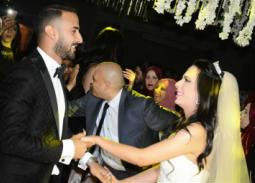 نجوم الفن في حفل زفاف محمد مهران