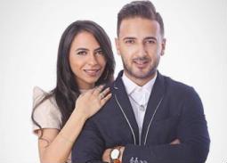 انتقادات لصورة محمد مهران وزوجته في شهر العسل