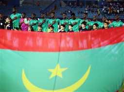 """النشيد الوطني لمنتخب موريتانيا """"صنع في مصر"""""""