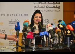 تصريحات جريئة عن المغرب ولبنان لديانا كرزون في موازين 2019