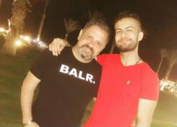 """إدوارد يستضيف ابنه في """"القاهرة اليوم"""""""