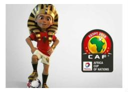 موعد مباراة مصر وجنوب إفريقيا في بطولة الأمم الإفريقية والقنوات الناقلة