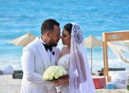 حفل زفاف ابن ماجد المصري