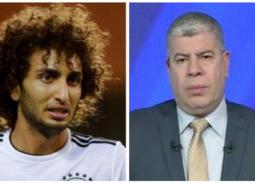 بالفيديو- أحمد شوبير يكشف كواليس عن أزمة عمرو وردة لأول مرة