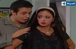 """بالصور- رانيا يوسف تستعيد ذكريات """"الحاج متولي"""" مع مصطفى شعبان بعد 18 عاما"""