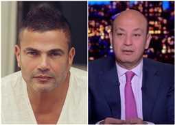 """عمرو أديب :  صحة عمرو دياب بتكسر أي """"أبليكيشن"""" شيخوخة"""