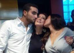 بالفيديو- أمل رزق: رفضت ارتباط ابنتي بمحمد الشرنوبي