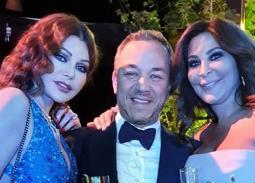 إليسا وبسام فتوح وهيفاء وهبي