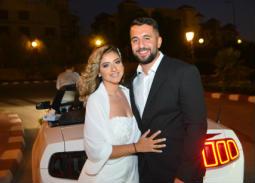 عقد قران ابنة طارق فؤاد و أحمد السبكي