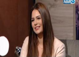 بالفيديو- هنادي مهنا عن حادث سيارتها: عين الحسود بسبب أعمالي في رمضان