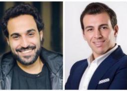 أحمد فهمي يشكر رامي رضوان على زيارته: اتشرفت أكون معاك