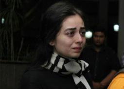 هبة مجدي تتلقى العزاء: فقدت أعز الناس