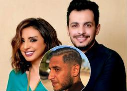 صور- نجل أنغام يهدد أحمد إبراهيم بكلمات عنيفة ويتراجع