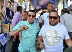 أول تعليق لـ مصطفى كامل بعد بدء انتخابات نقابة الموسيقيين