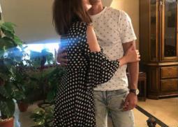 بالصور: هيدي كرم تحتفل بعيد ميلاد ابنها