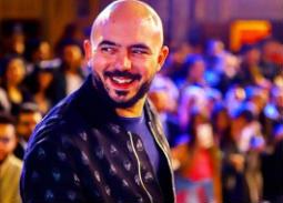 محمود العسيلي يكشف أسامي أغانيه الجديدة
