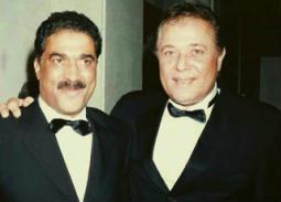 محمود عبد العزيز وأحمد زكي