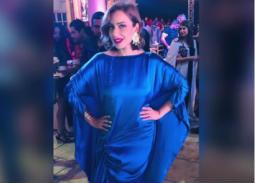 """بالفيديو- رقص ريم البارودي بفستان الزفاف في """"جوازة مرتاحة"""""""