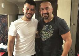 أحمد السقا ورامز أمير