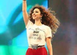 بالفيديو- ميريام فارس تثير الجدل بفيديو راقص مع فتاة سعودية!