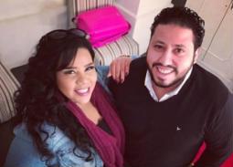 شيماء سيف تغازل زوجها بأغنية لأصالة