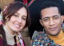 خاص- تسجيل صوتي لمحمد رمضان عن شائعة زواجه من حلا شيحة