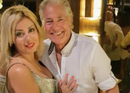برسالة رومانسية... زوجة مصطفى فهمي تحتفل بعيد ميلاده