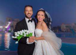 بالفيديو- محمد مهران يكشف كواليس قصة حبه وتعرفه على زوجته